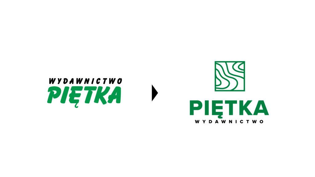 Prezentacja rebrandingu marki Wydawnictwo Piętka